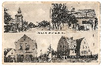 Smolarnia : kaplica z dzwonnicą, piekarnia, sklep, szkoła