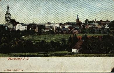 Niemodlin : panorama miasta