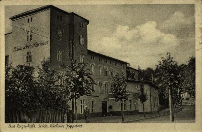 Głuchołazy : sanatorium Juppebad