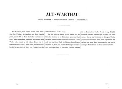 Alt-Warthau