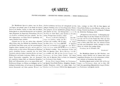Quaritz