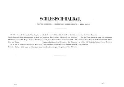 Schlesisch-Halbau