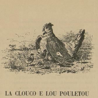 Pèços causidos dins la Cansou de la lauseto : séguidos de ; Lou sermou dal curat de Cucugna, La cofo de Santa Catarino, Un maridatge per escrit, etc. / Achilo Mir