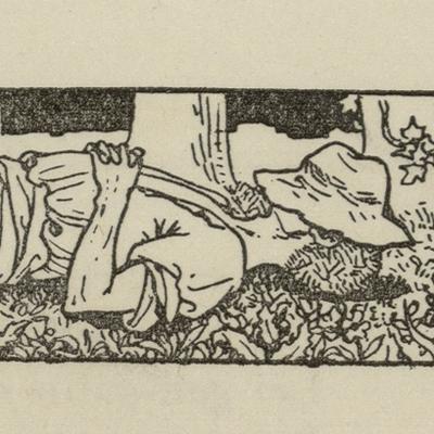 La pauriho : poèmes et eau-forte / Valère Bernard ; préf. de Frédéric Mistral