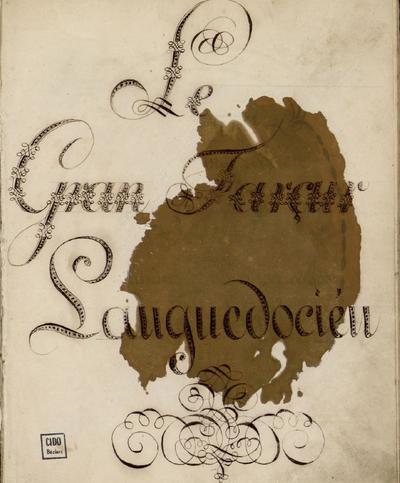 Le Gran Farçur languedocién en bérs é en proso, seguit de plusiurs Poësios seriousos / Bidal Le Musicien d'Issél