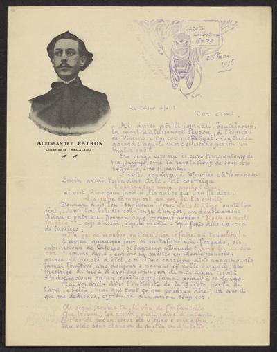 Gazeto Loubetenco. - n°35,  Mai 1916