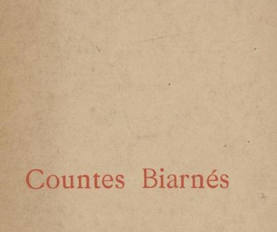 Countes Biarnés / Alexis Peyret. - 2e éd
