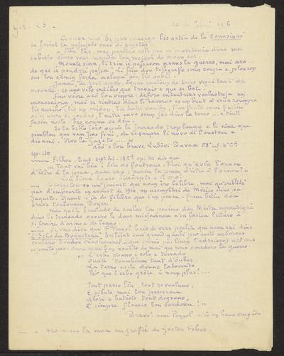 Gazeto Loubetenco. - n°28,  Febrié 1916