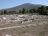 Αρχαιολογικός χώρος Ασκληπιείου  Επιδαύρου
