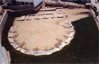 Αρχαίο θέατρο Β΄ Λάρισας