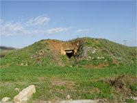 Πυραμιδοειδής τάφος Α΄ Κραννώνας