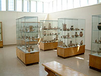 Μονιμη έκθεση Αρχαιολογικού Μουσείου Βραυρώνος