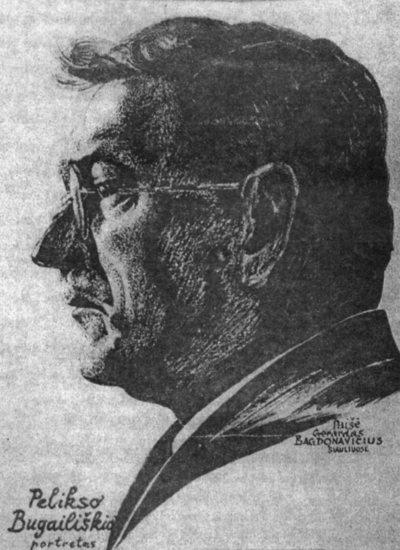 Muziejininkas Feliksas Bugailiškis