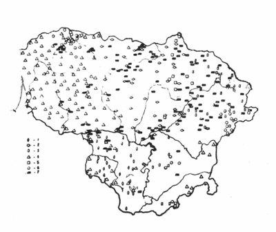 Etnografiniai tyrinėjimai Lietuvoje 1966–1971 m.