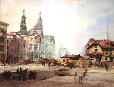 ПлощадДимитър Благоев
