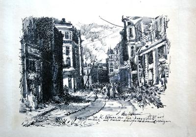 УлицаКняз Борискъм булевардДондуков-1944 г.