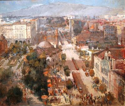БулевардМария Луиза1938 г.