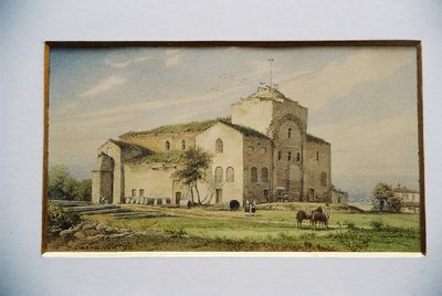 Черквата Св. София 1892 г.
