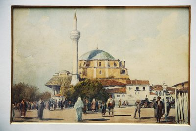 Баня баши джамия.