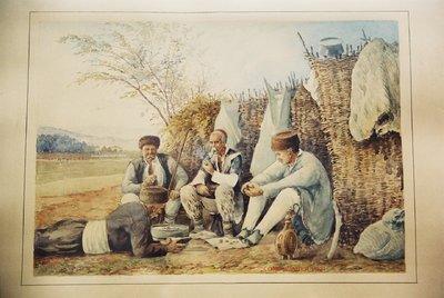 Софийски селяни - въглищари.