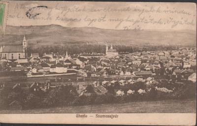 Gherla – Szamosujvár
