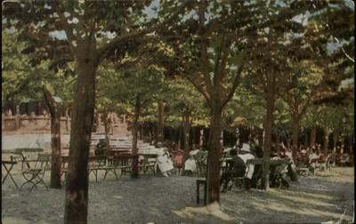 Piatra-Neamţ. Parcul Cozla (Bufetul)
