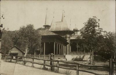 Piatra-Neamţ. Bufetul Parcului Cozla