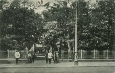 Piatra-Neamţ - Grădina publică