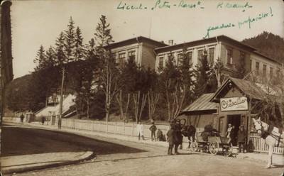Piatra-Neamţ. Liceul Petru Rareş
