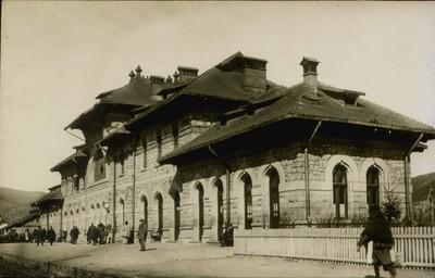 Piatra-Neamţ. Gara