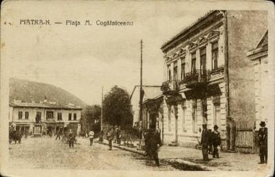 Piatra-N. - Piaţa M. Cogălniceanu