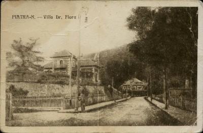 Piatra-N. - Villa Dr. Flora