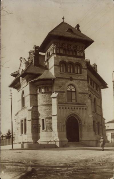 Piatra-Neamţ. Banca Petrodava (Naţională)
