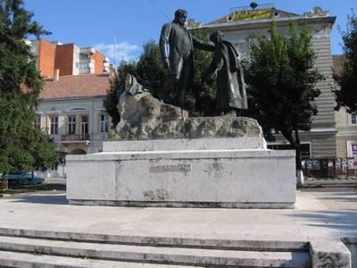 Grup statuar Wesselényi