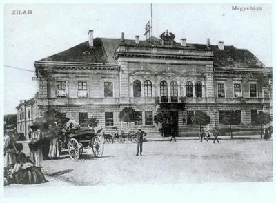 Zalău - Primăria municipiului