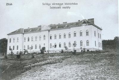 Zalău - Spitalul vechi - secţia de chirurgie