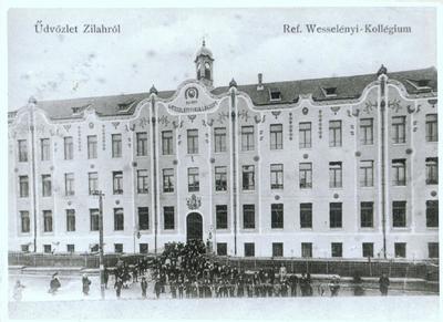 Zalău - Colegiul Naţional Silvania