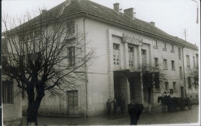 Kalvineum - Clădirea Bisericii Reformate  fosta Casă de Cultură Municipală - Zalău