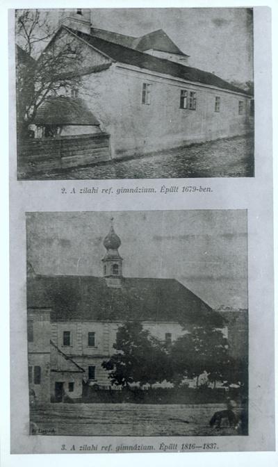 Clădirea Colegiului Reformat Maghiar