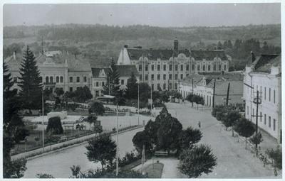 Zalău - centrul vechi