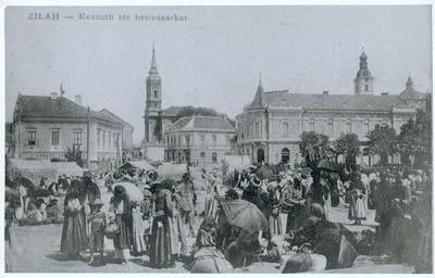 Zalău - P-ța Kossuth