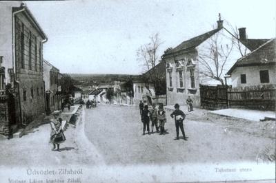 Zalău - imagine stradală