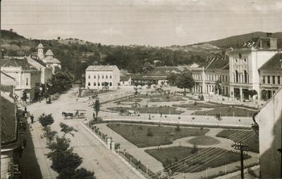 Centrul istoric al municipiului Zalău