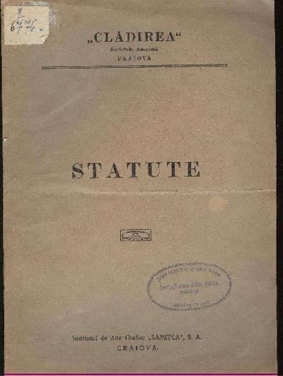 Statute (Clădirea)