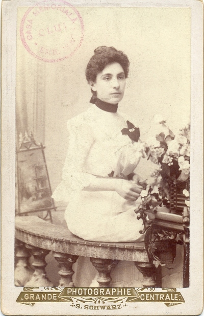 Portret de femeie