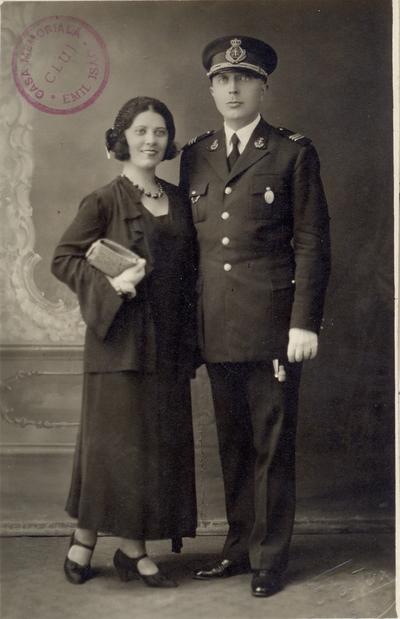 Nelica și Jean Nicolau