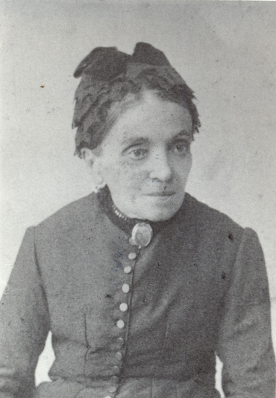 Eliza Balomiri (căs. Isac)