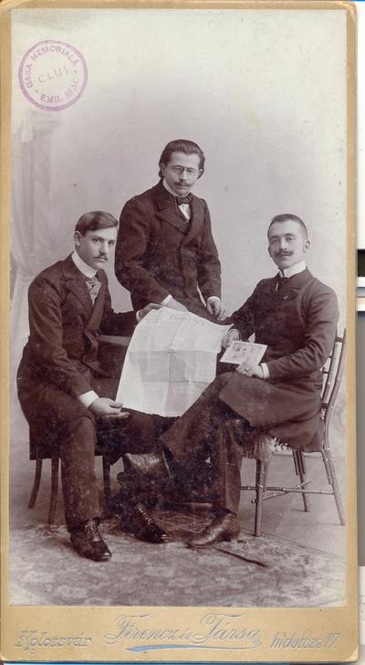 Ioan Scurtu, Coriolan Steer și George Novacovici