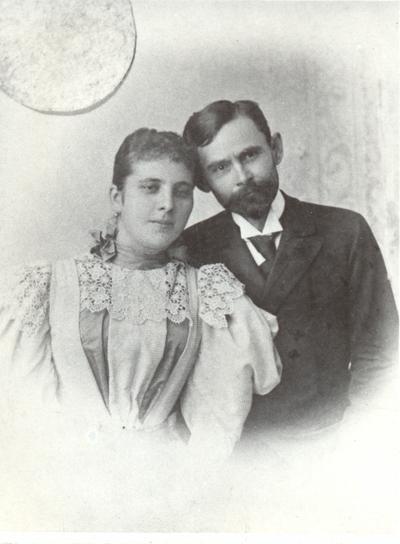Maria şi Nestor Oprean