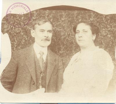 Nestor şi Maria Oprean